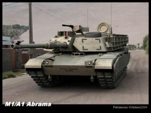 M1/A1 Abrams