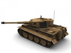 Panzer TIGER I Ausf.E