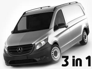 Mercedes Vito Panel Van 2016