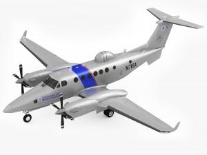 Beechcraft Super King Air 350CER