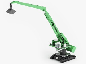 SENNEBOGEN 880 EQ Crawler