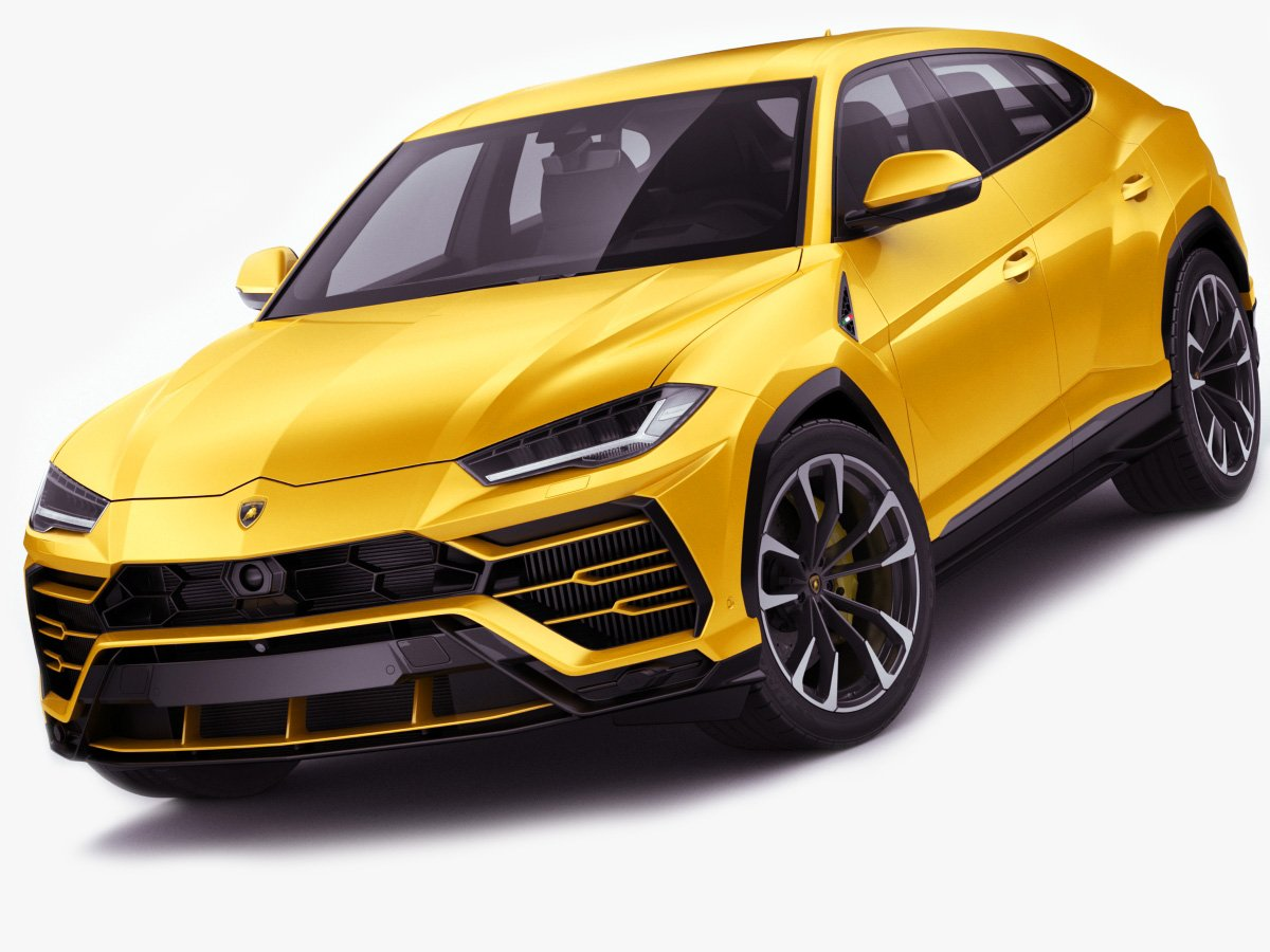 Lamborghini Urus 2019 3d Model In Suv 3dexport
