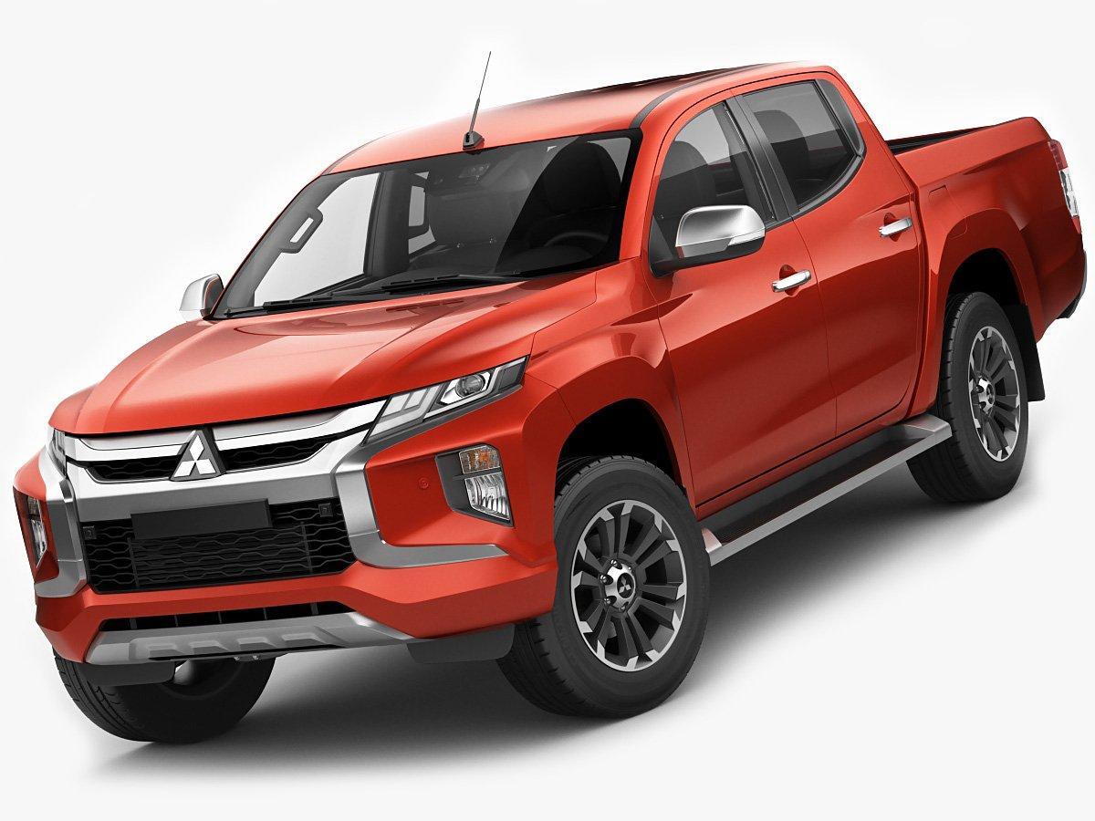 2020 Mitsubishi Triton Performance and New Engine