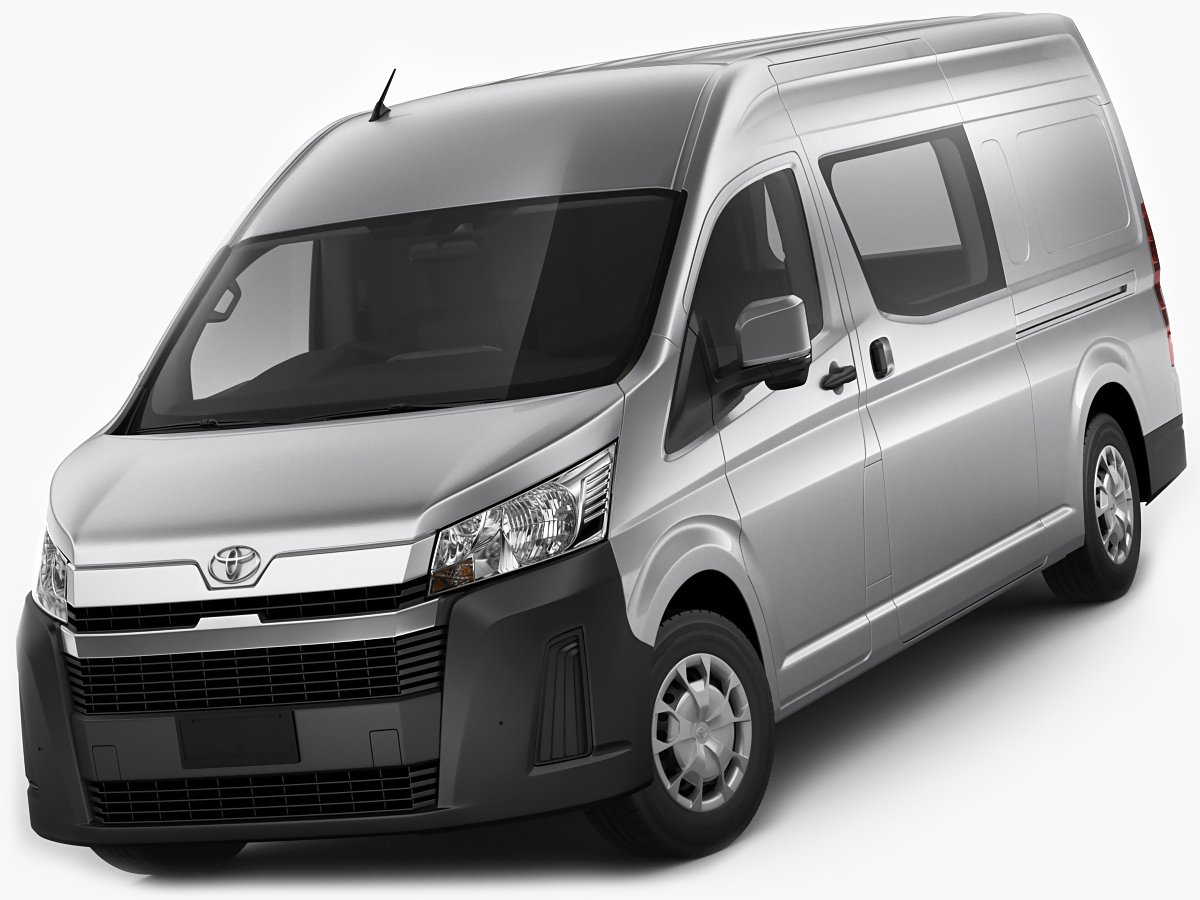 2020 Toyota Hiace New Review