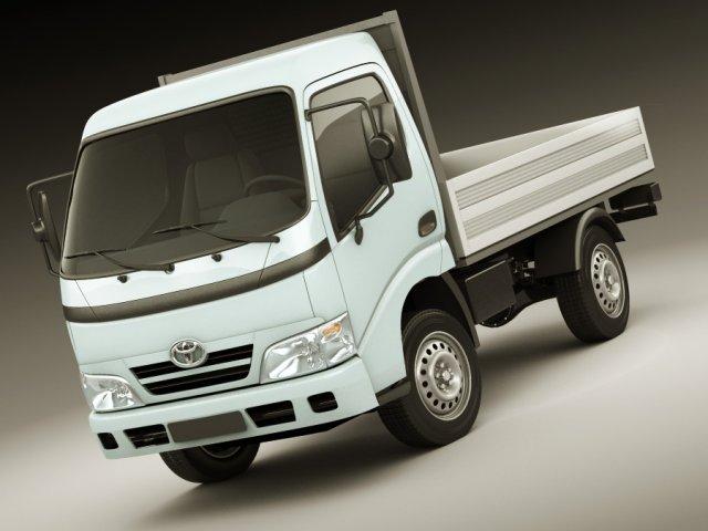 Toyota Dyna 3D Model
