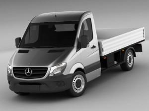 Mercedes Sprinter 2013 pickup