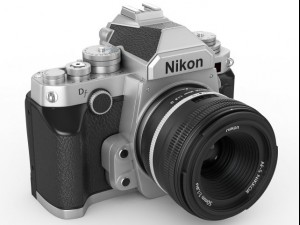 Nikon DF digidal camera