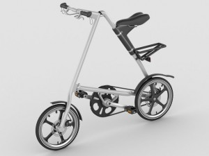 Strida LT bike