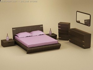 Oreon bedroom set