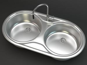 Kitchen sink DR 80 2B