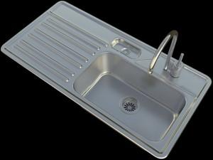 Kitchen SinkPento 60B