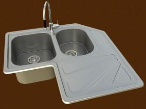 Kitchen sinkFoster corner