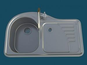 Kitchen Sink Alveus Futur 40