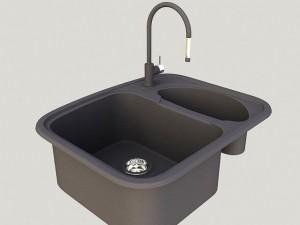 Kitchen sink Granmaster Delta