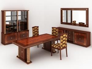 Magna Dining Set