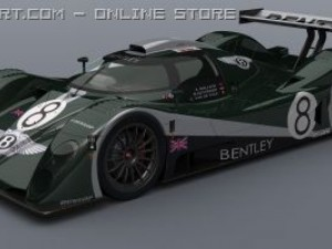 Bentley Exp Speed 8 2001