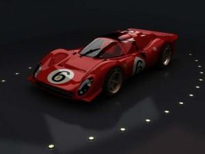 Ferrari 330 P4 1967
