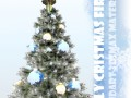 Christmas Hipoly Fir