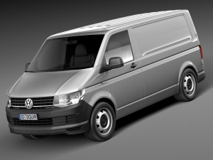 Volkswagen Transporter Panel Van T6 2016