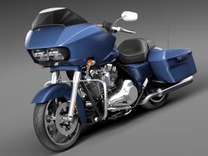 Harley-Davidson Road Glide 2015