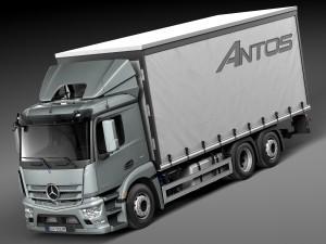 Mercedes Antos Box 2015