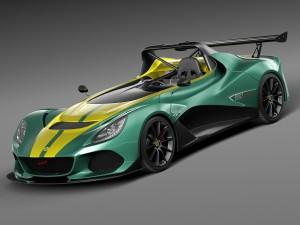 Lotus 3-eleven 2016