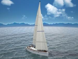 Sunbeam 34 Yacht