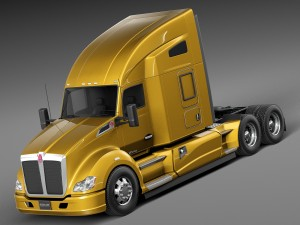 Kenworth T680 2015 Semi Truck