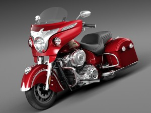Indian Chieftain 2015