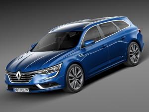 Renault Talisman Estate 2016