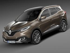 Renault Kadjar 2016
