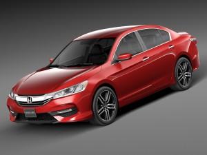 Honda Accord Sport 2016