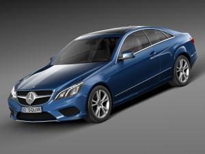 Mercedes-Benz E-Class Coupe 2015