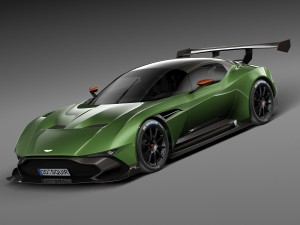 Aston Martin Vulcan 2016