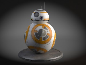 Star Wars Tech Droid bb8