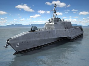 USS Independence LCS-2 ship