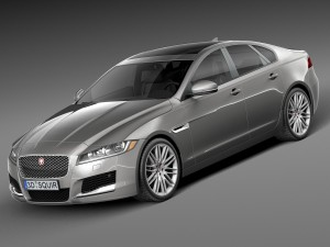 Jaguar XF 2016 bixenon