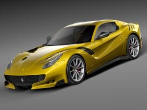 Ferrari F12tdf 2016