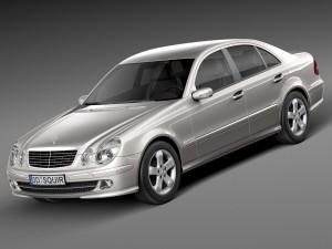 Mercedes-Benz E-Class W211 2002-2009