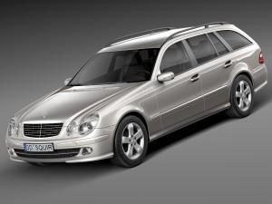 Mercedes-Benz E-Class W211 Estate 2002-2009