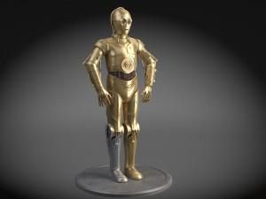 C-3PO Star Wars Droid