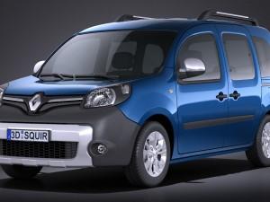 Renault Kangoo 2016