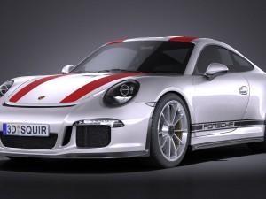 Porsche 911 R 2017