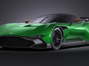 Aston Martin Vulcan 2016 VRAY