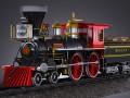The General 4-4-0 Steam Locomotive