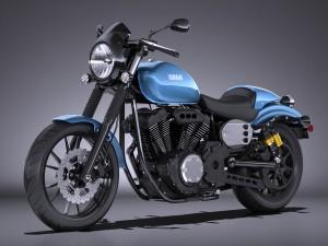 Yamaha XV950 Racer 2016