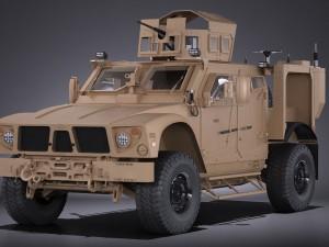 Oshkosh M-ATV R6