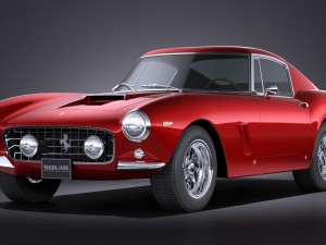 Ferrari 250 GT SWB Berlinetta 1953-1964