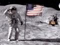 MOON NASA astronaut studio 3dsmax vray