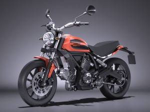 Ducati Scrambler Sixty2 2016